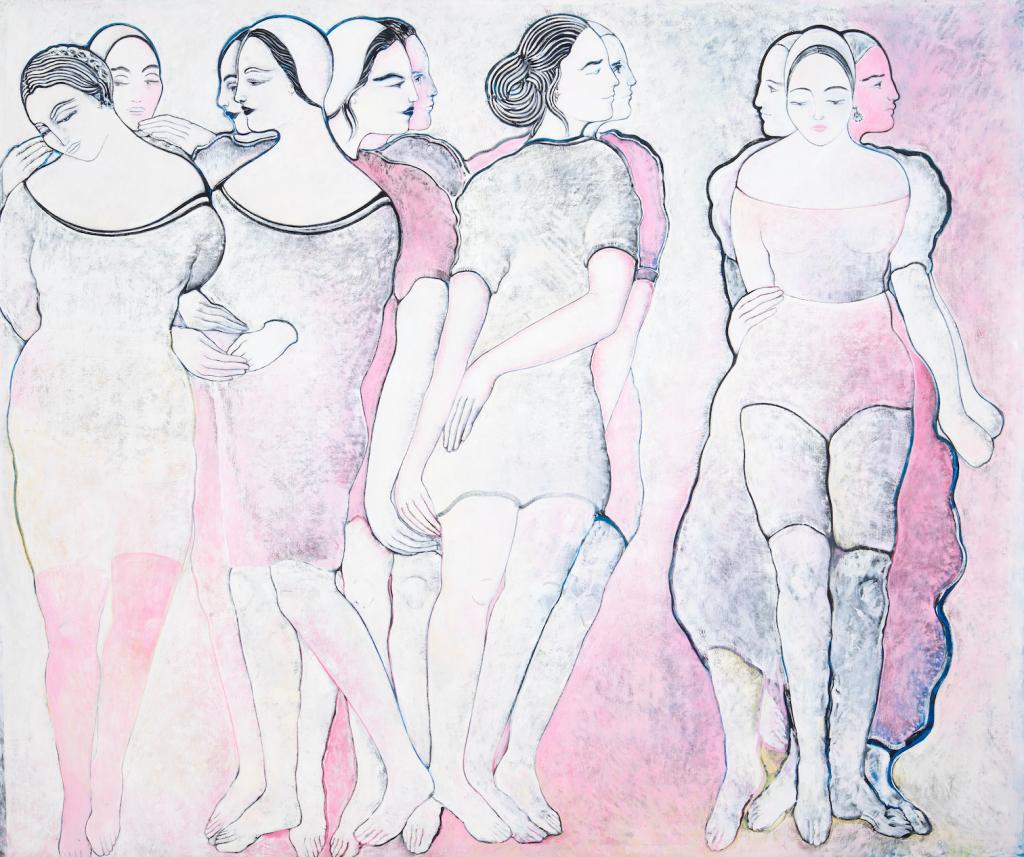 sofia cacciapaglia works quadri paintings